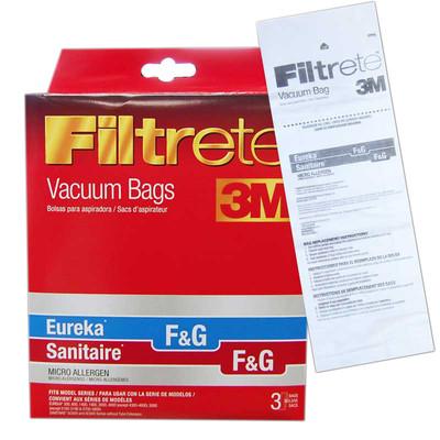 Eureka Style F&G Vacuum Bags