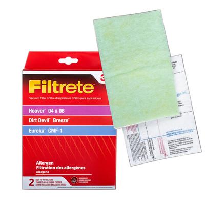 Eureka CMF1 Filter Set
