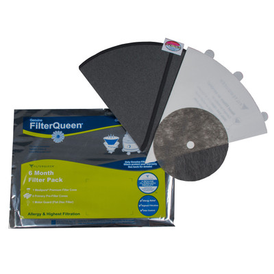 Filter Queen Medi Pure Allergy Cone Filter Pack