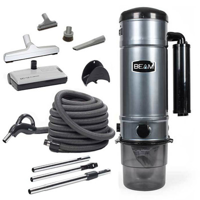 Beam SC375 Deluxe Central Vacuum Electric Package