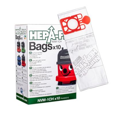 Numatic Henry NVM-1CH Vacuum Bags 10pk