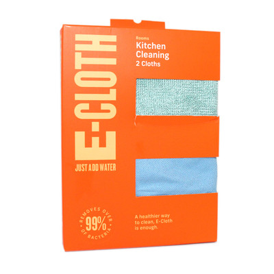 E-cloth Microfiber Kitchen Pack