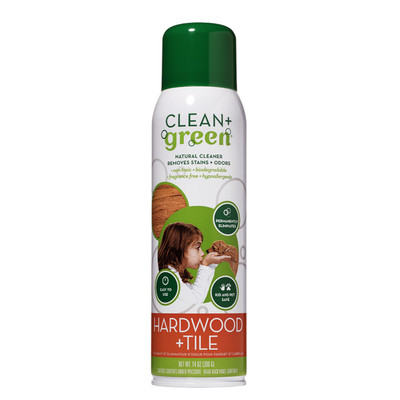 Clean + Green Hardwood & Tile Cleaner