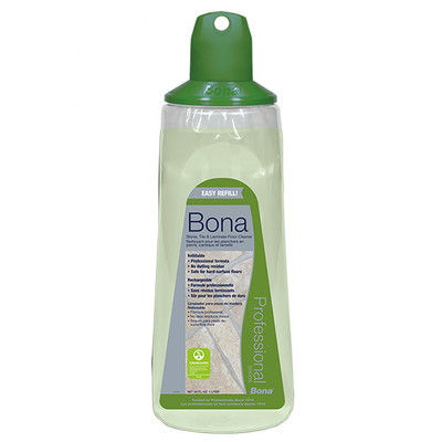 Bona Professional Stone, Tile & Laminate Spray Mop Refill