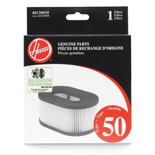 Buy Hoover Vacuum Cleaner Filter FoldAway Dirt Cup 1PK
