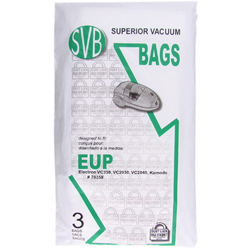 Buy Royal Type R Canister Vacuum Bags 3ry3100001 3pk
