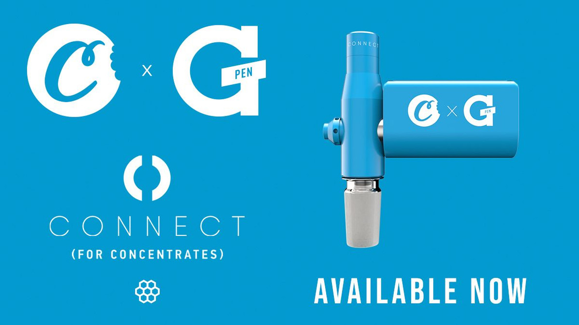15% Off G PEN CONNECT COOKIES EDITION VAPORIZER