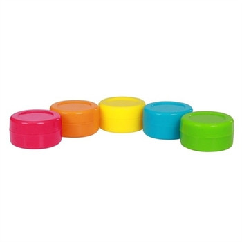 NoGoo 5 Pack Non-Stick Containers