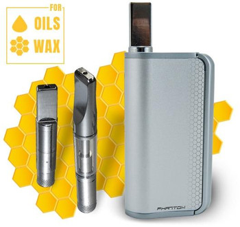 HoneyStick Phantom Squeeze Box Vaporizer