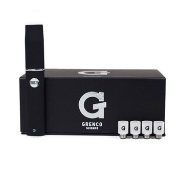 microG Vaporizer with Quartz