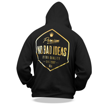 No Bad Ideas - Triumph Hoodie