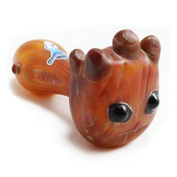 Chameleon Glass - Groot Spoon Pipe