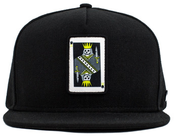 No Bad Ideas - Kings Of Crowns Snapback Cap