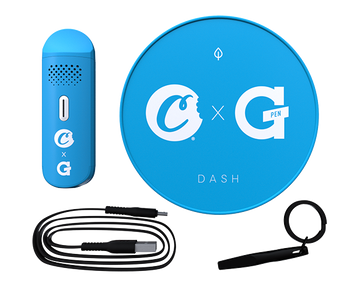 G PEN DASH COOKIES EDITION VAPORIZER