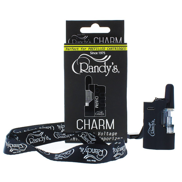 RANDY'S CHARM VARIABLE VOLTAGE VAPORIZER