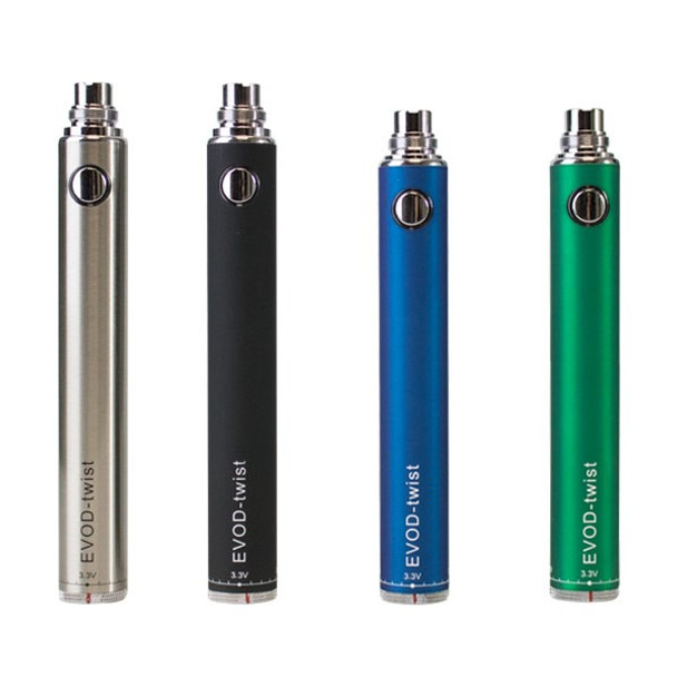 EVOD Twist VV Battery