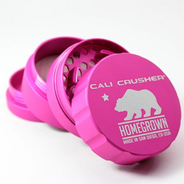 "Cali Crusher Homegrown Large 2.35"" 4 Piece Grinder"