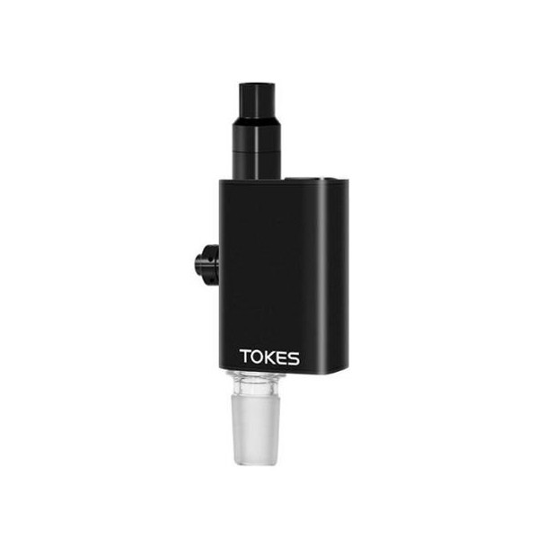 TOKES DUAL-USE WAX VAPORIZER W/ 14MM MALE ADAPTER