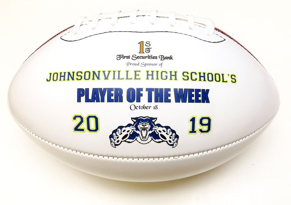 Banks love our Player of the Week program so they can be involved in local sports teams.