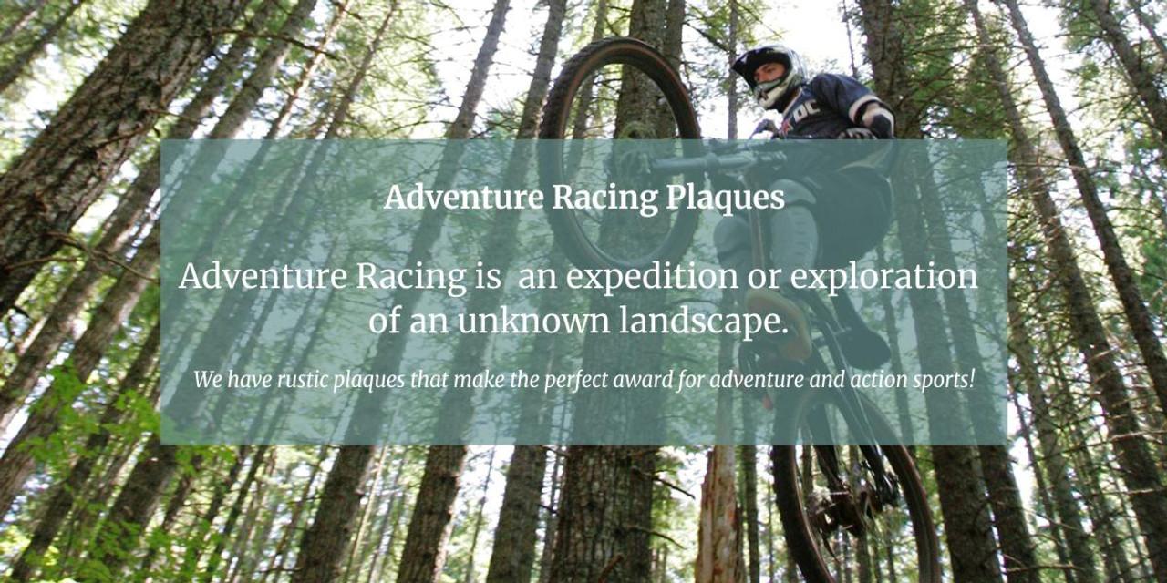 Adventure Racing Banner