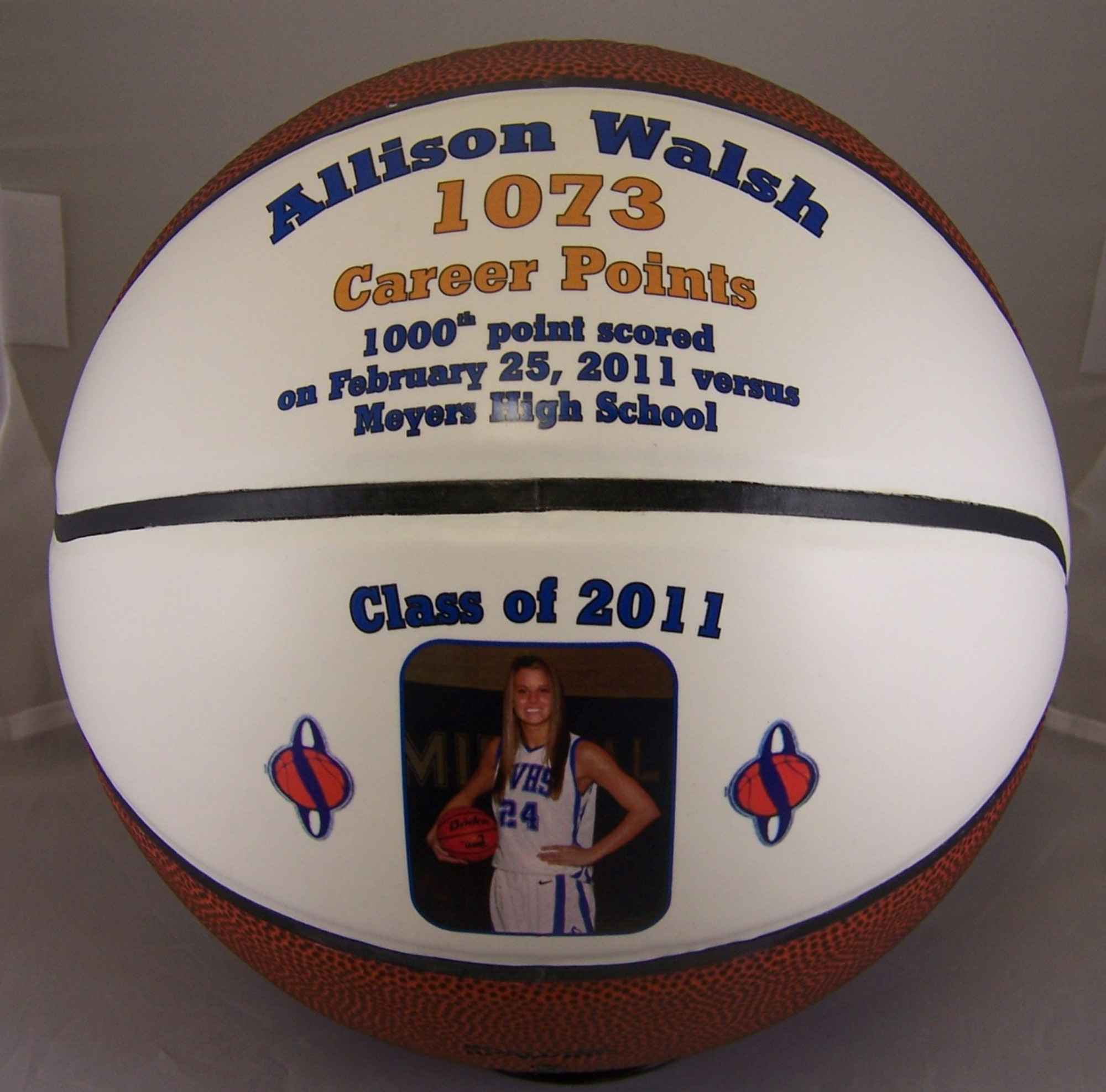 bd1801921ce Need a gift Personalized sports balls are a great gift idea for any sports  nut.