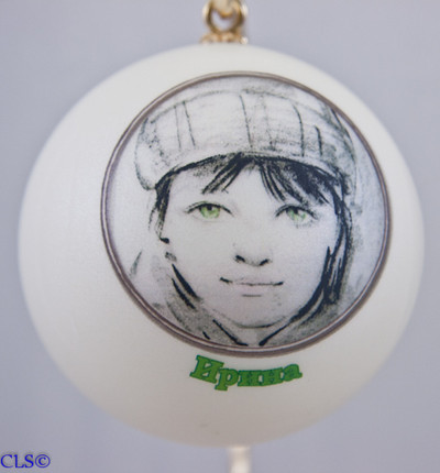 Our Personalized Ball Ornaments are unbreakable and will stand the test of time.