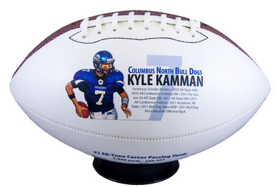 Hall of Fame Career Milestone Football