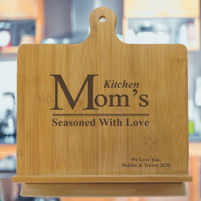 Mom's Kitchen Personalized Chef's Easel