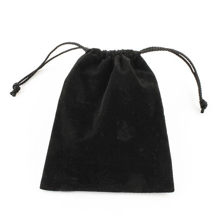 Black Velvet Gift Bag Included