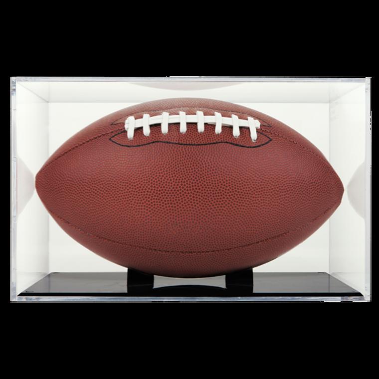 Football Ballqube Grand stand display