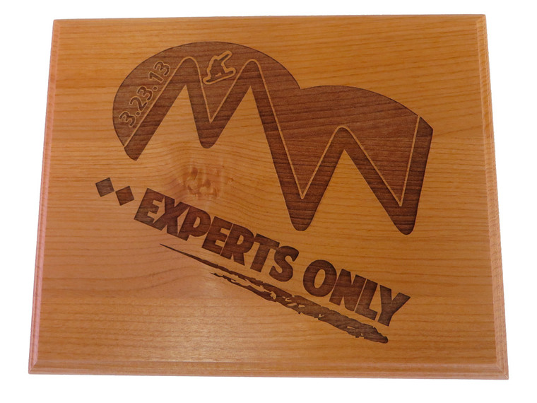 Special event engraved commemoration boxes.