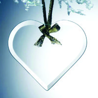 Heart Shape Ornament