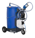 AdBlue®/DEF Mobile Dispenser Unit with DF30 Air Operated Diaphragm Pump and 15m Air Reel