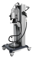 SAMOA Pumpmaster 35, 60:1 Ratio Air Operated Mobile Grease Extrusion Unit for 12.5 - 20kg Pails