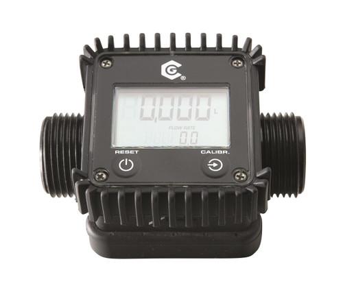 """Digital Line Meter suitable for AdBlue®/DEF - 1"""" BSP"""