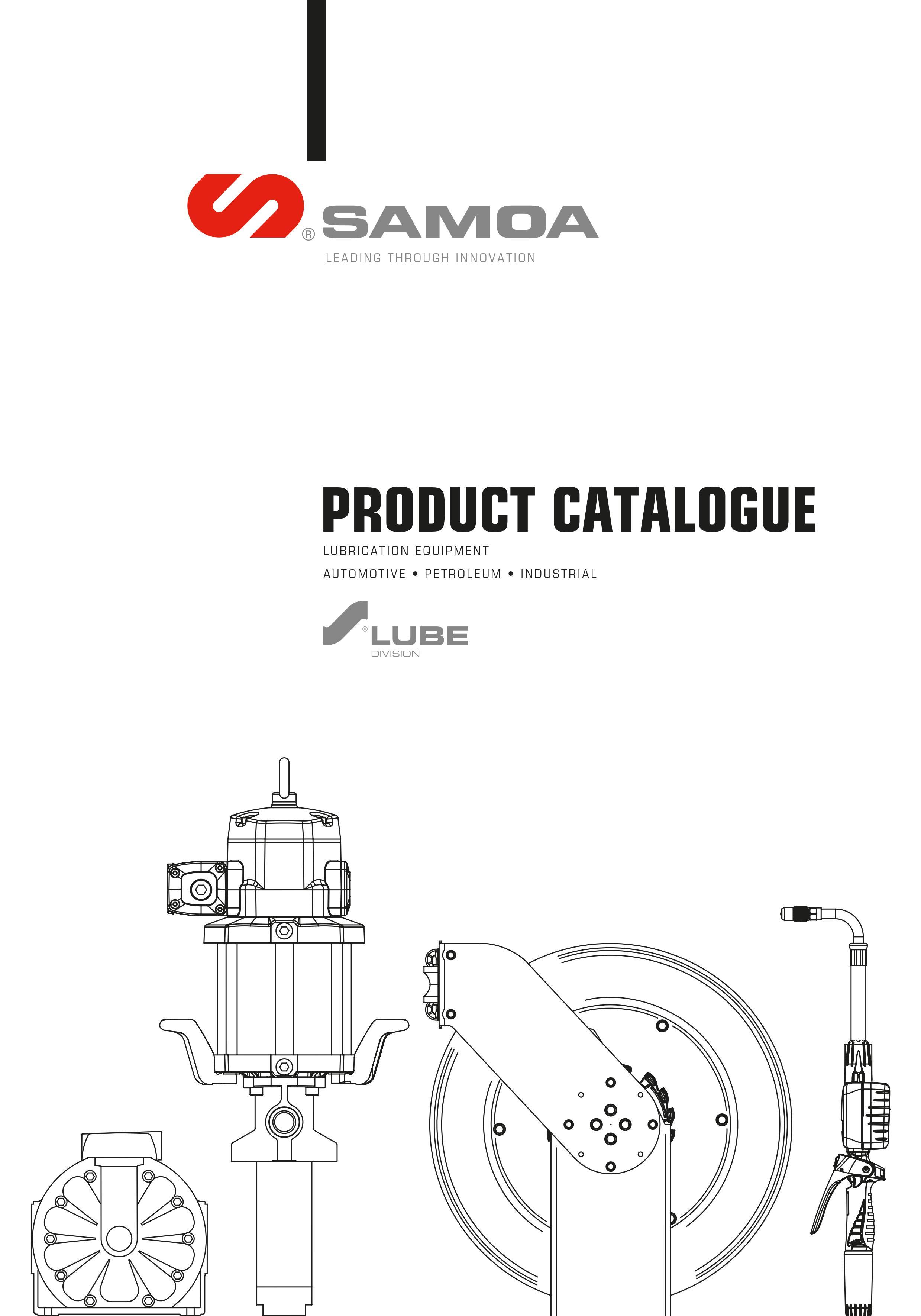 SAMOA Product Catalogue