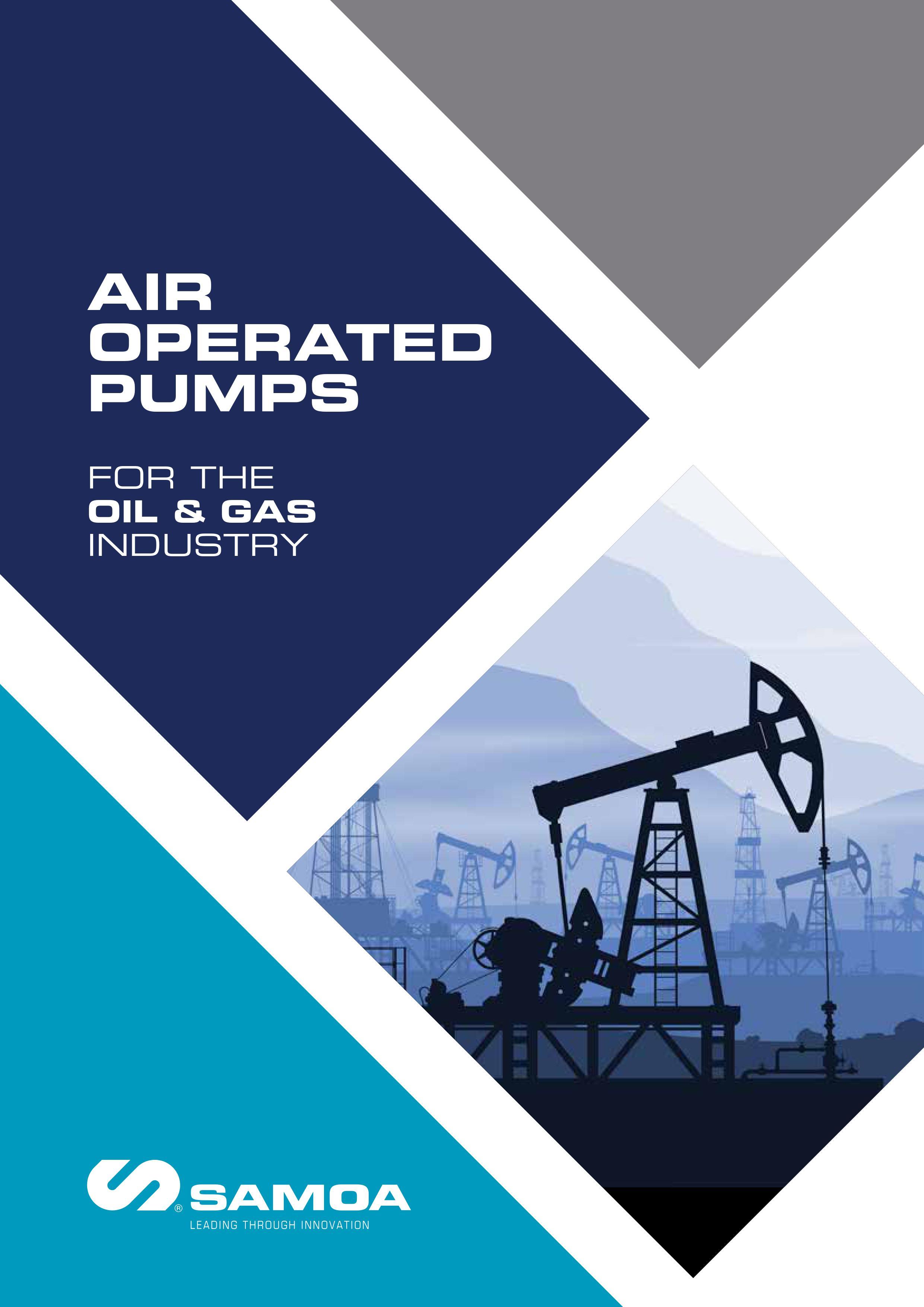 SAMOA Oil & Gas Speciality Pumps Brochure