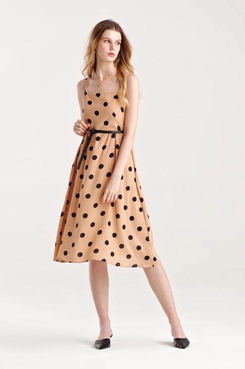 Dot Cami Dress