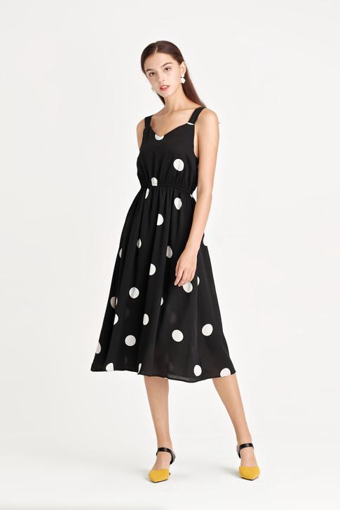 Big Dot Cami Dress