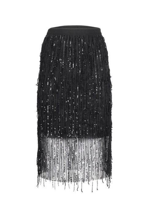 Sparkly Tassel Skirt
