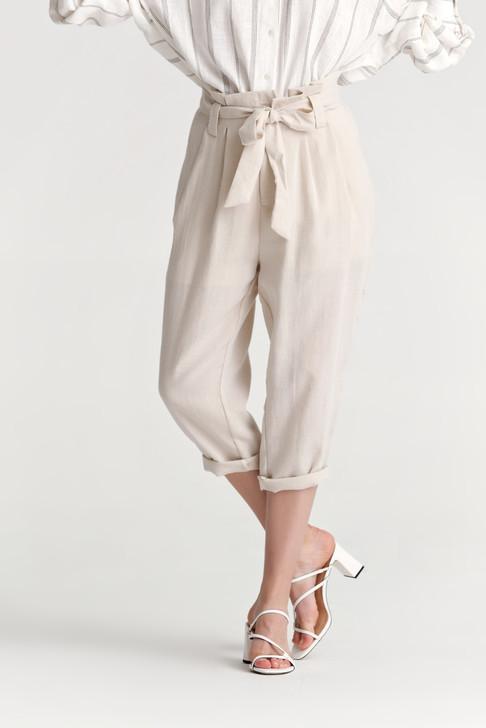 Linen like Pants