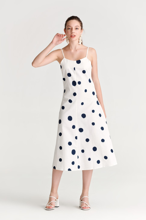 Dot Cami Dress_10306