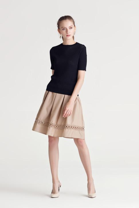 Stripe Knit Top(10313)
