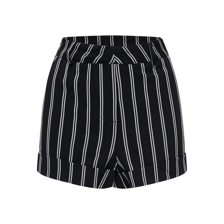 Striped Short Pants (10636)