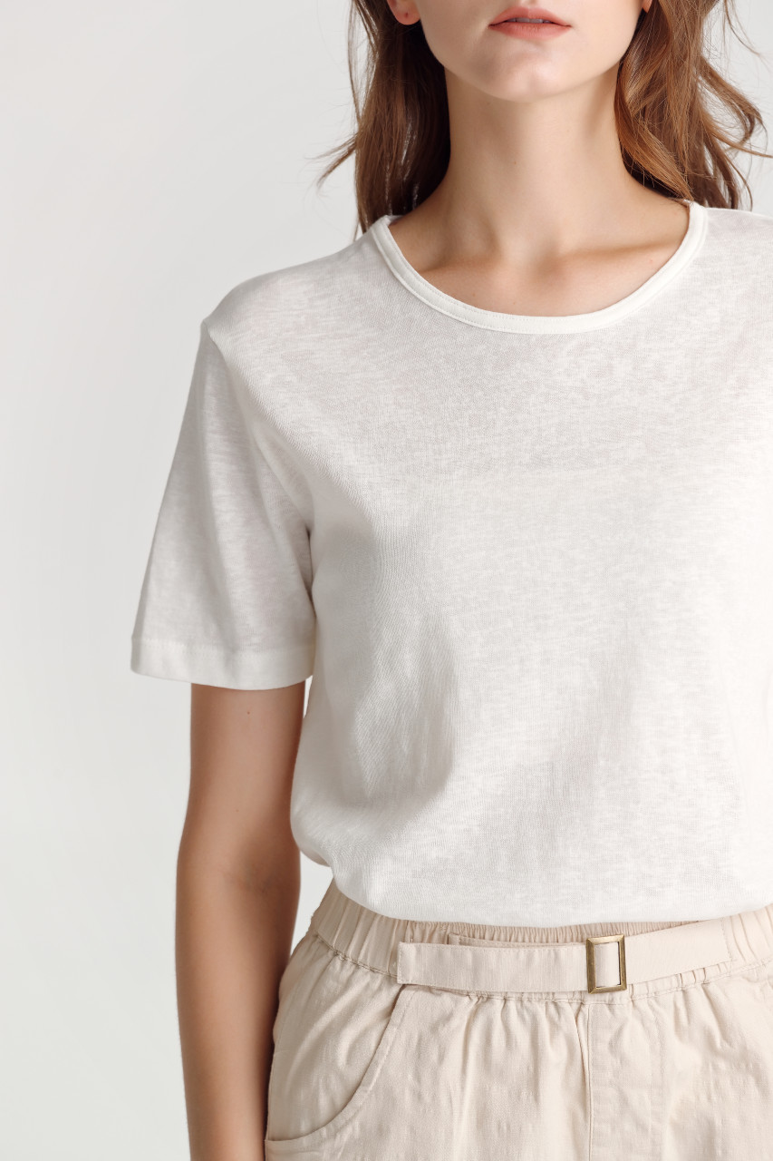 Soft Touch Jersey Top