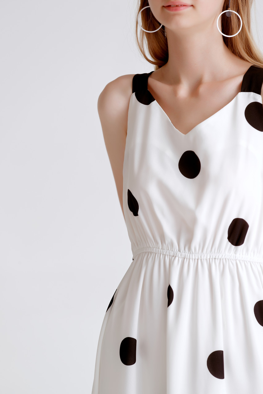 Big Dot Cami Dress