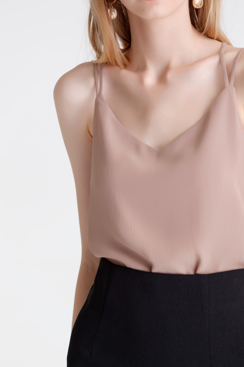 Double Strap Camisole Top