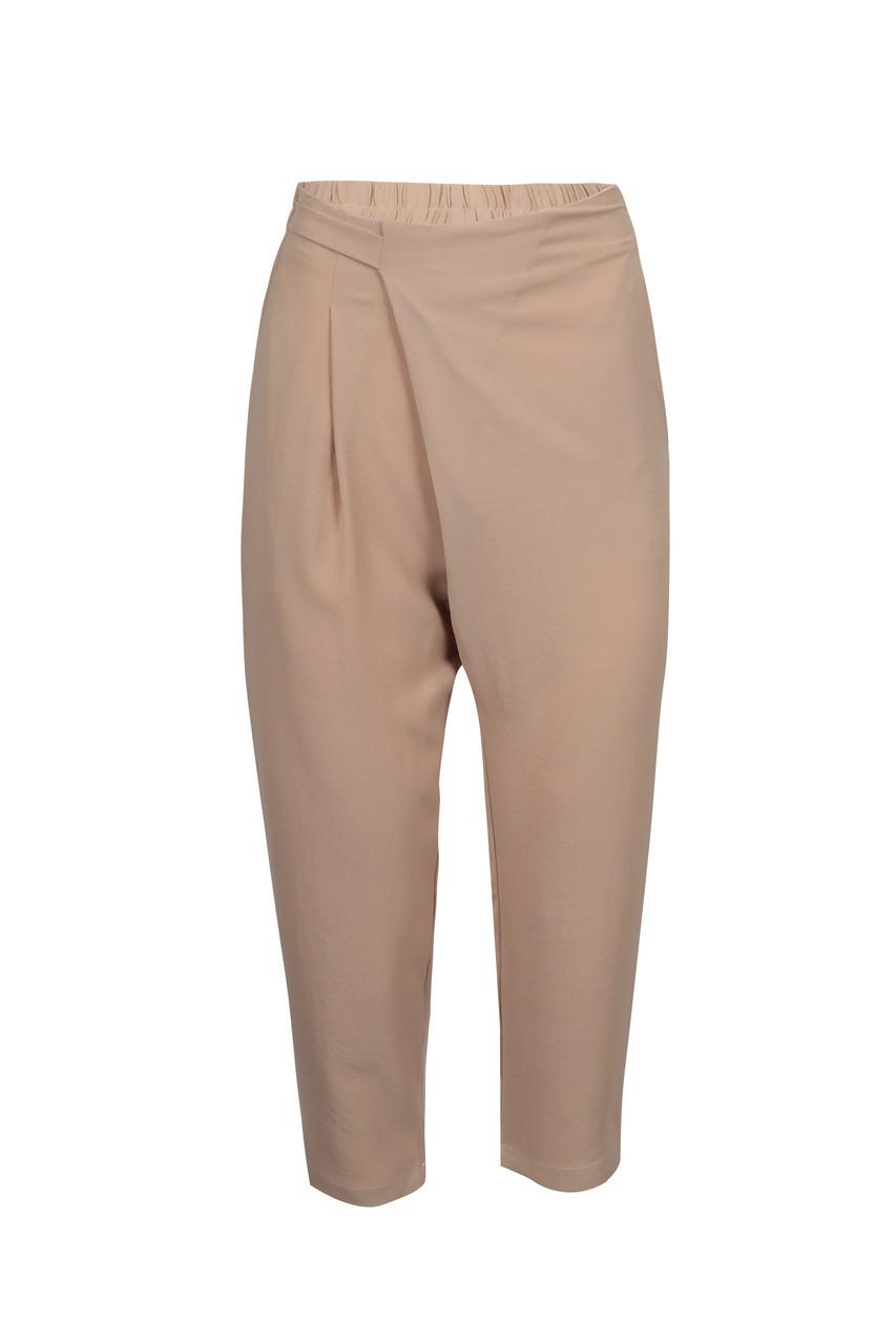 Wrap Capri Pants