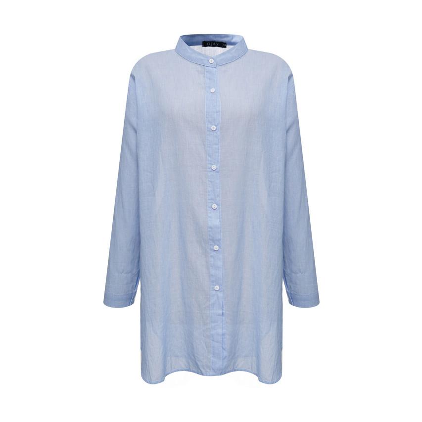 Sheer Long Shirt(10232)