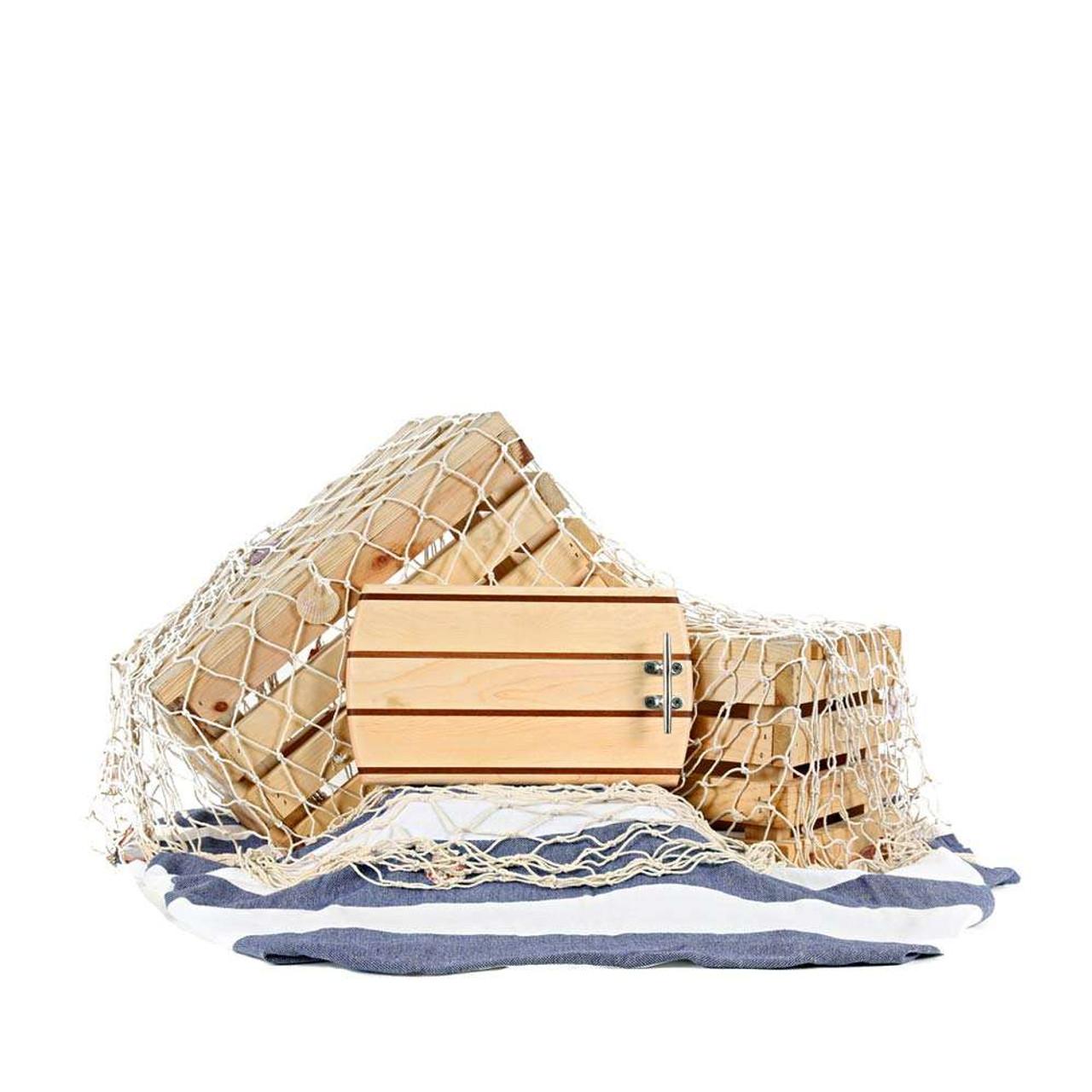 Small Rectangle Maple Cheese Board Nautical Boards